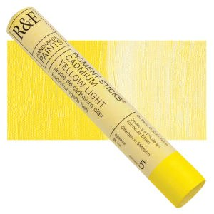 Pigment Sticks, 38ml, Cadmium Yellow Light