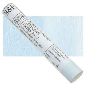 Pigment Sticks, 38ml, Cerulean Extra Pale