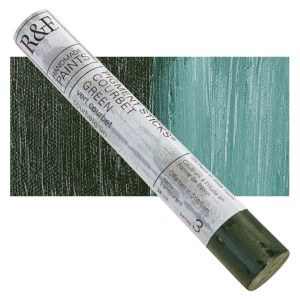 Pigment Sticks, 38ml, Courbet Green