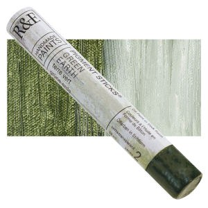 Pigment Sticks, 38ml, Green Earth