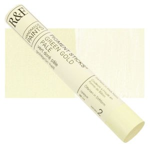 Pigment Sticks, 38ml, Green Gold Pale