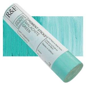 Pigment Sticks, 100ml, Malachite Green
