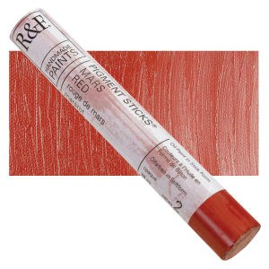 Pigment Sticks, 38ml, Mars Red