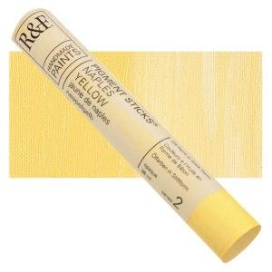 Pigment Sticks, 38ml, Naples Yellow