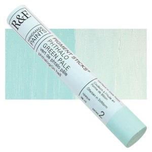 Pigment Sticks, 38ml, Pthalo Green Pale