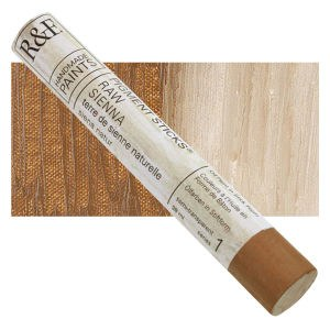 Pigment Sticks, 38ml, Raw Sienna