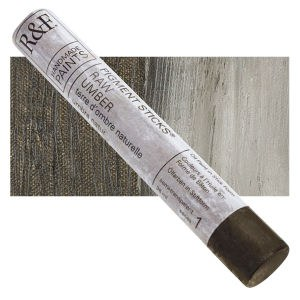 Pigment Sticks, 38ml, Raw Umber