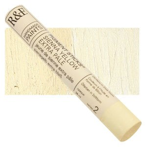 Pigment Sticks, 38ml, Sienna Yellow Extra Pale
