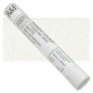 Pigment Sticks, 38ml, Zinc White