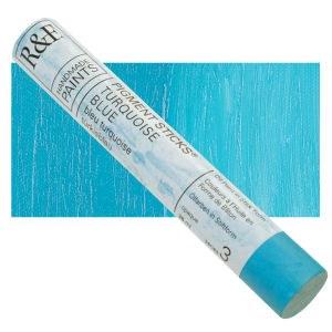 Pigment Sticks, 38ml, Turquoise Blue