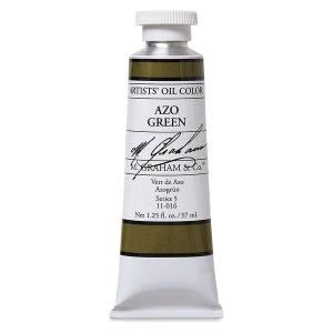 M. Graham Oil, Azo Green, 37ml