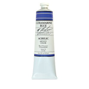 M. Graham Acrylic Ultra Blue 150ml