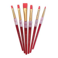 Royal Langnickel Big Kids Brush Red Shader 2