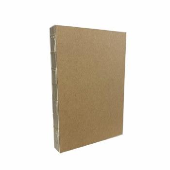 Pocket Sketchbook, 3.75 x 5.25, Tan