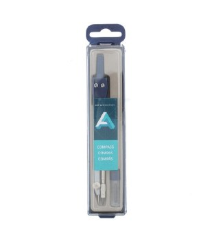 Compass with Lead, 5 in. Compass & Divider