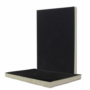 Pocket Sketchbook, 5.5 x 8.25, Black
