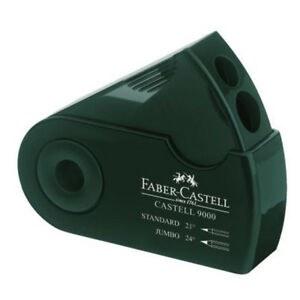 Faber-Castell 2-Hole Pencil Sharpener