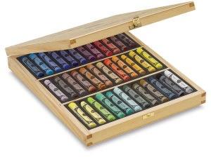 Sennelier Soft Pastels, 36-Color Set