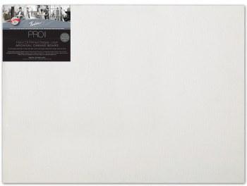 Fredrix Pro Oil Primed Belgian Linen Panel, 12x16