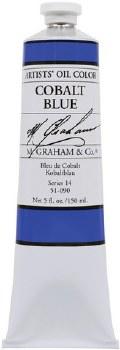 M. Graham Oil, Cobalt Blue, 150ml