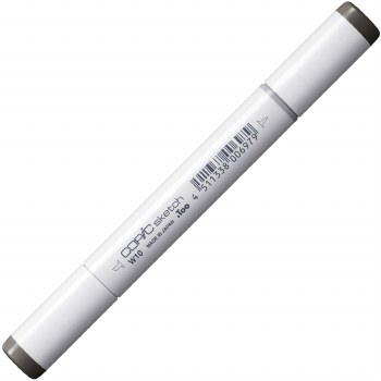 COPIC Sketch Markers, Warm Gray No. 10