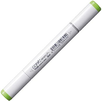 COPIC Sketch Markers, Yellowish Green