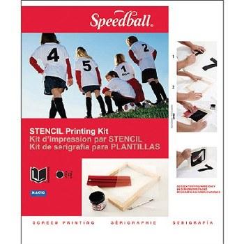 Stencil Printing Kit, Stencil Printing Kit
