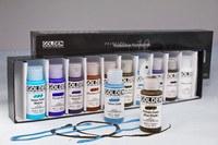 Fluid Acrylics 10-Color Set, Ten 1 oz. Tubes