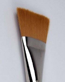 Silver Jumbo Soft Gold Taklon Flat 40