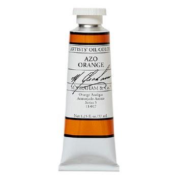 M. Graham Oil, Azo Orange, 37ml