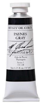 M. Graham Oil, Paynes Grey, 37ml