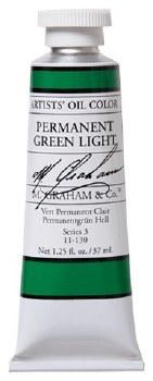M. Graham Oil, Perm Green Light, 37ml