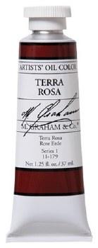 M. Graham Oil, Terra Rose Venetian, 37ml