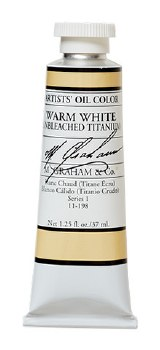 M. Graham Oil, Warm White, 37ml