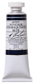 M. Graham Watercolor Anthraquinone Blue