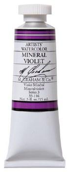 M. Graham Watercolor Mineral Violet