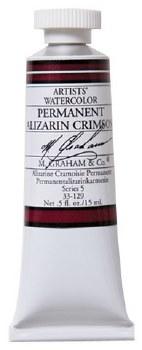 M. Graham Watercolor Perm Alizarin Crimson