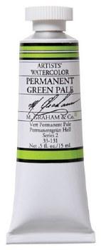 M. Graham Watercolor Perm Green Pale