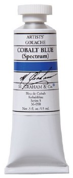 M. Graham Gouache Cobalt Blue