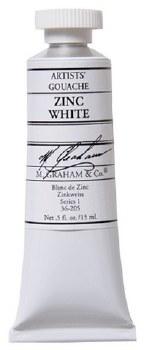 M. Graham Gouache Zinc White