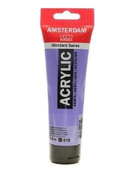Amsterdam Standard Acrylics, 120ml, Ultramarine Violet Light