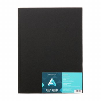 AA Sketch Books, Hard-Bound, 9 in. x 12 in.