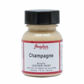 Acrylic Leather Paint, 1 oz. Bottles, Champagne
