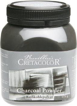 Charcoal Powder, 175g Jar
