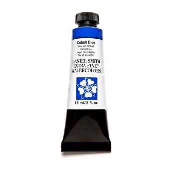 Extra-Fine Watercolors, 15ml Tubes, Cobalt Blue