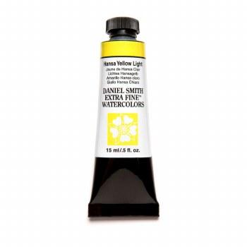 Extra-Fine Watercolors, 15ml Tubes, Hansa Yellow Light