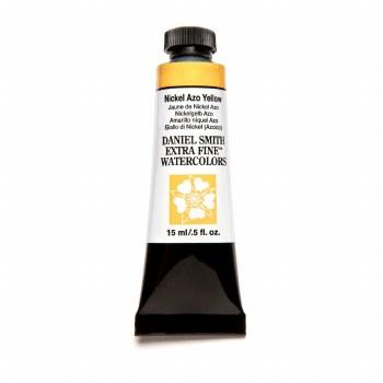 Extra-Fine Watercolors, 15ml Tubes, Nickel Azo Yellow