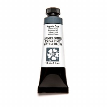 Extra-Fine Watercolors, 15ml Tubes, Paynes Gray