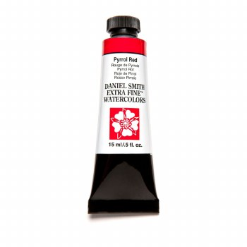 Extra-Fine Watercolors, 15ml Tubes, Pyrrol Red