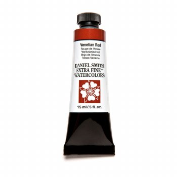 Extra-Fine Watercolors, 15ml Tubes, Venetian Red